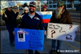 Protest against Cory Gardner Alamosa, Colo.